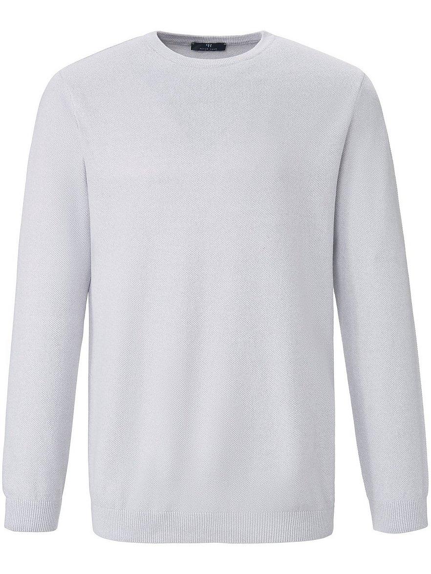 louis sayn - Rundhals-Pullover  grau Größe: 56