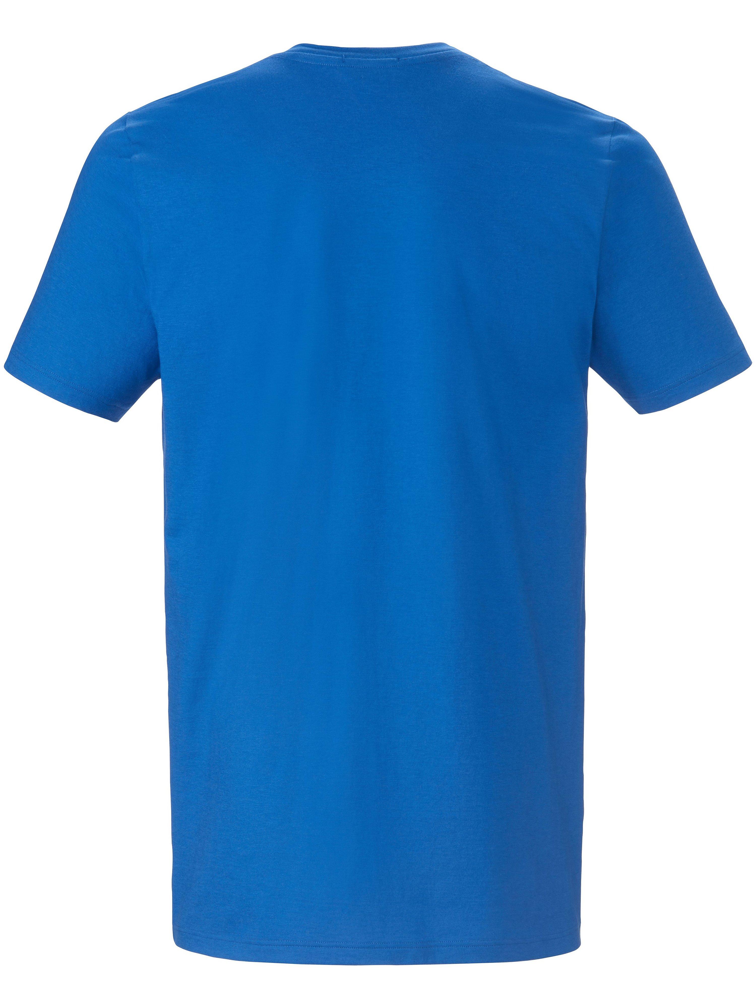 Sleepshirt korte ærmer Fra Mey blå