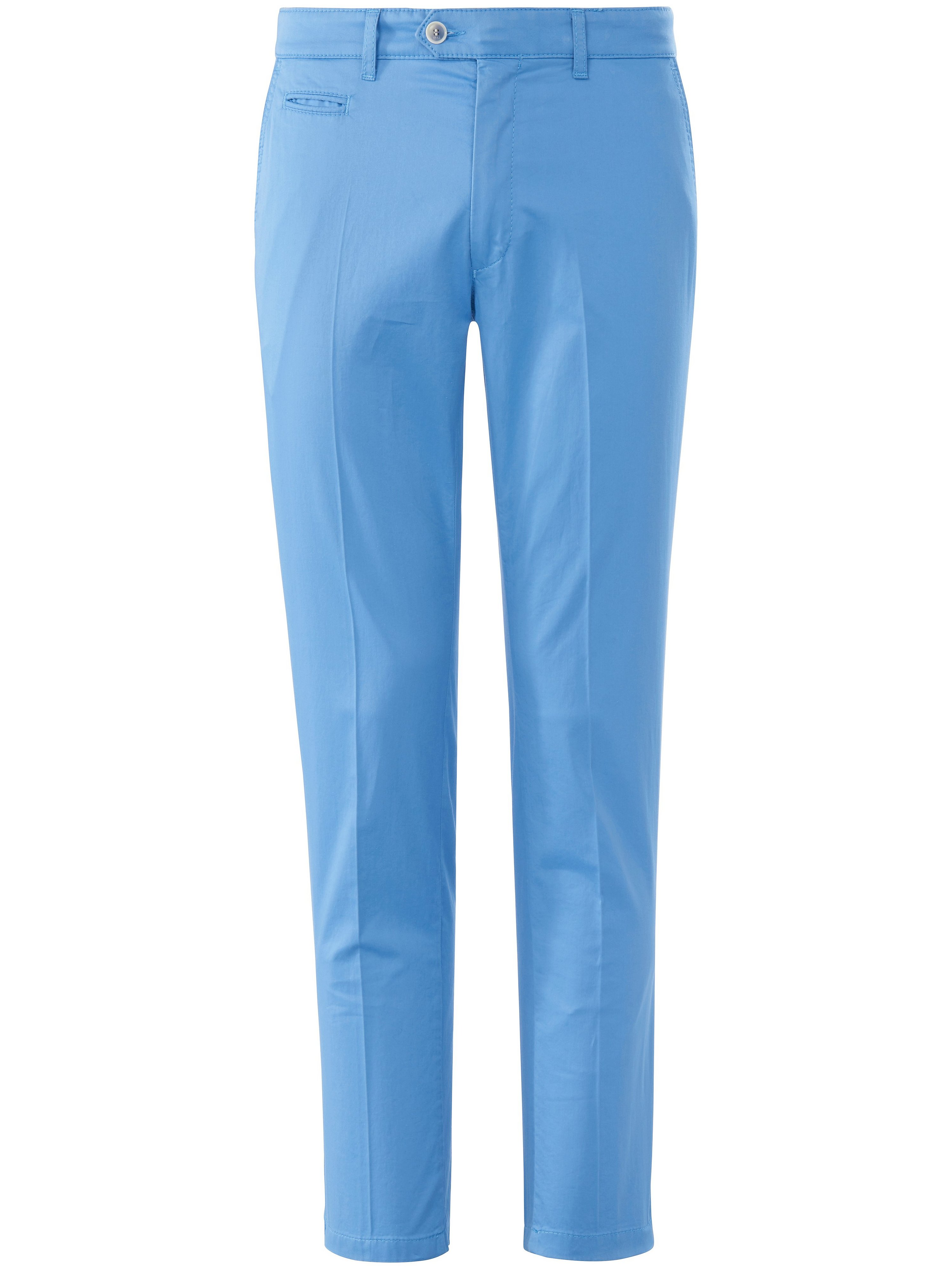 'Regular Fit'-broek model Everest Ultralight Van Brax Feel Good blauw