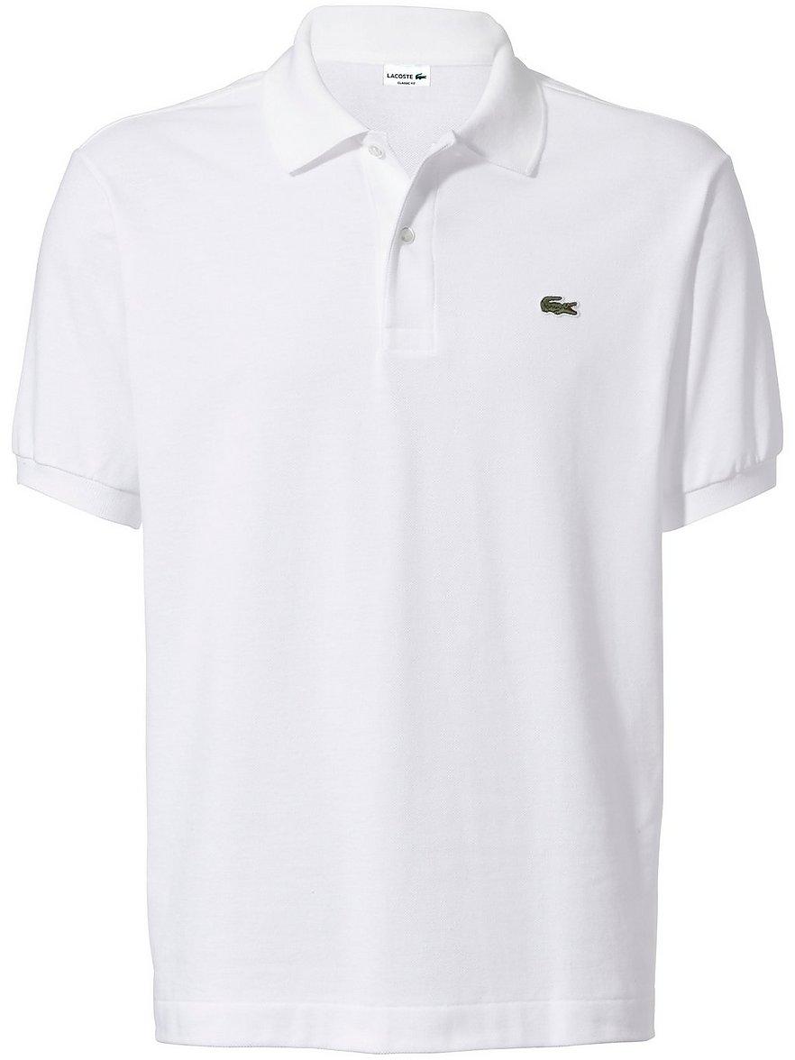 lacoste - Polo-Shirt  weiss Größe: 56