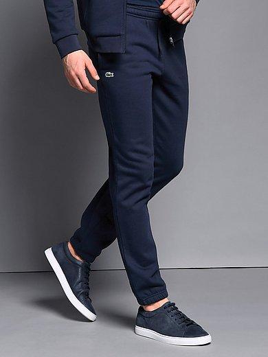Lacoste - Le pantalon molletonné