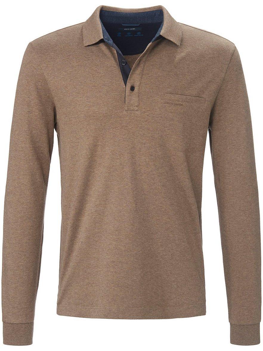 pierre cardin - Polo-Shirt  beige Größe: 54