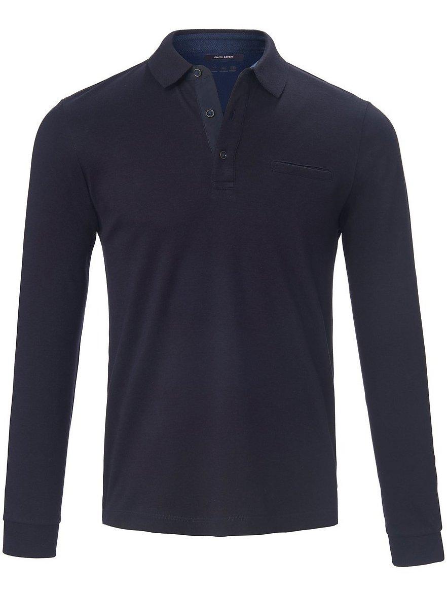 pierre cardin - Polo-Shirt  blau Größe: 50