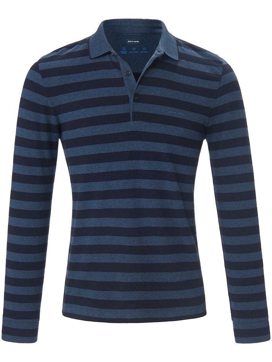 pierre cardin - Polo-Shirt  blau Größe: 56