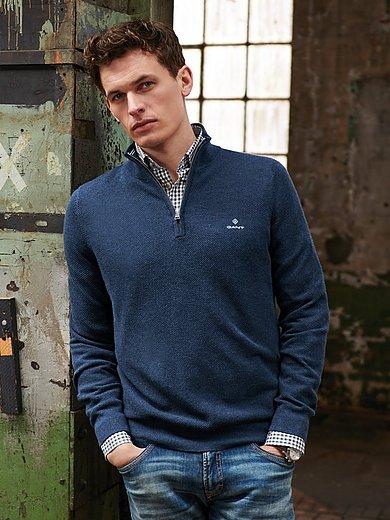 GANT - Pullover mit Troyerkragen