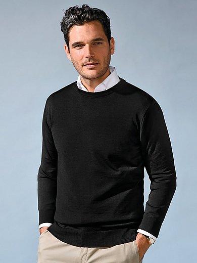 Peter Hahn - Pullover aus 100% Schurwolle-Merino