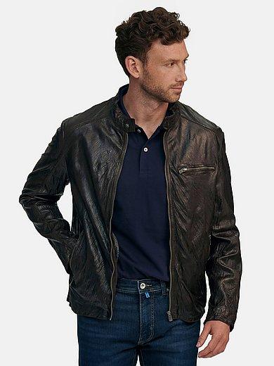 Milestone - La veste en cuir