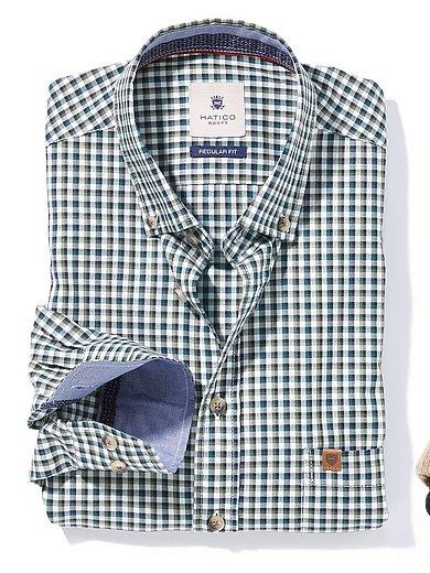 Hatico Sports - Hemd mit Button-down-Kragen