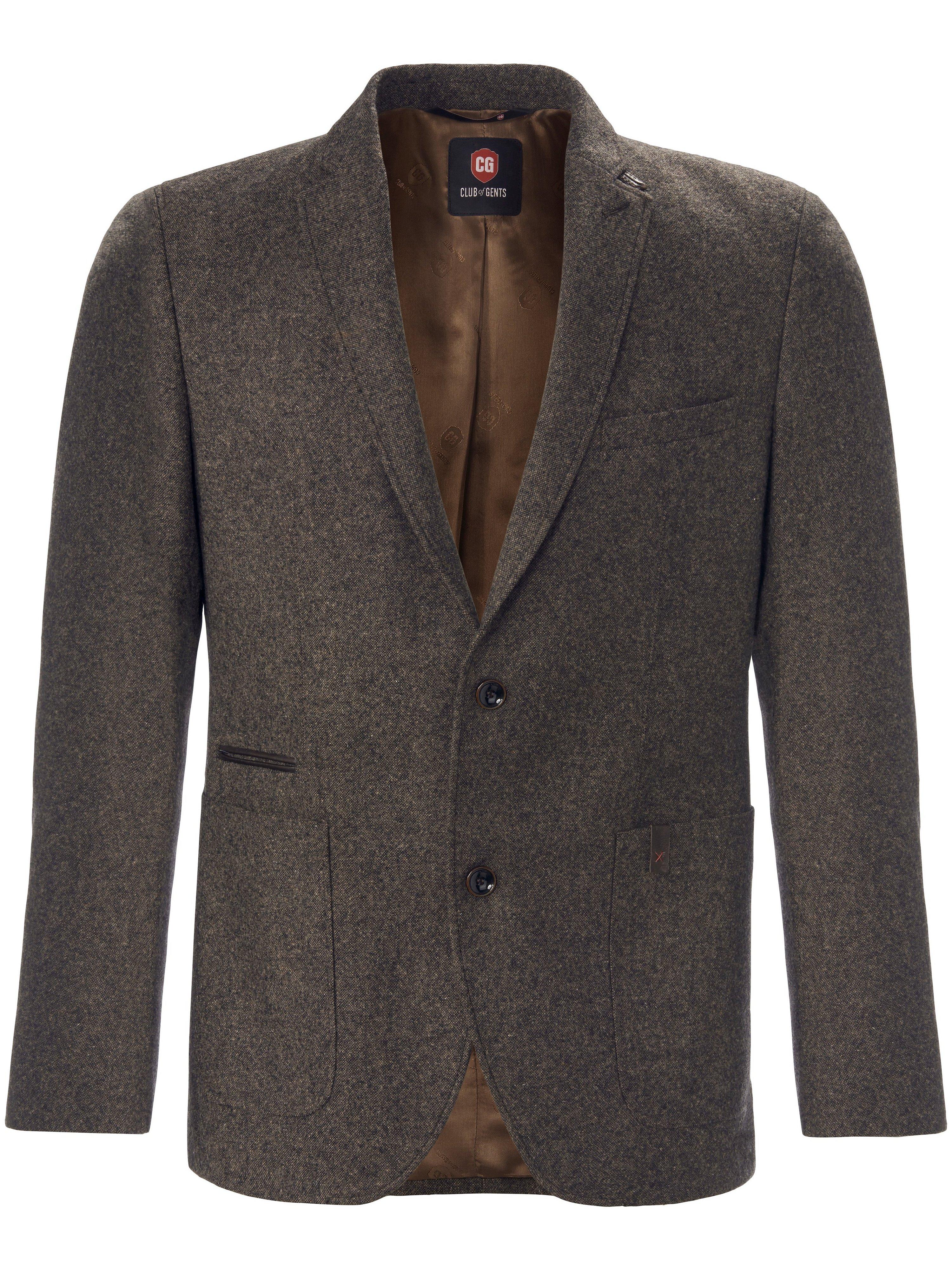 Colbert tweed Van CG bruin
