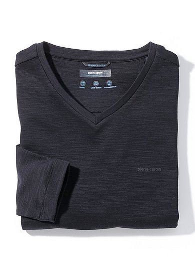Pierre Cardin - Shirt mit V-Ausschnitt
