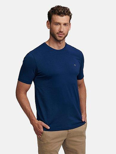 Fynch Hatton - T-shirt med rund hals