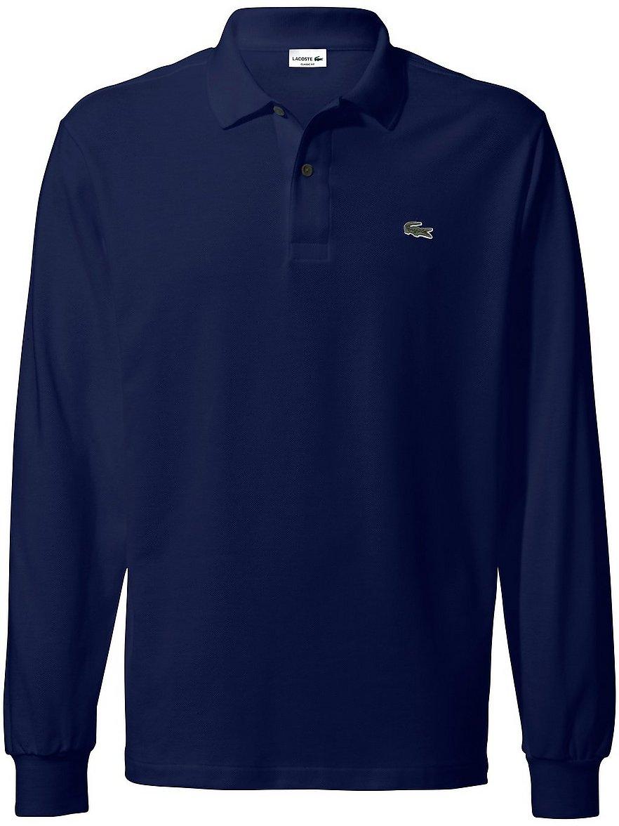 lacoste - Polo-Shirt - Form L1312  blau Größe: 54