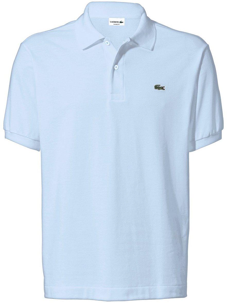 lacoste - Polo-Shirt  blau Größe: 58