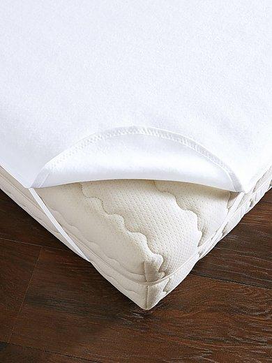 Dormisette - Spannauflage aus Baumwolle, ca. 90x200cm