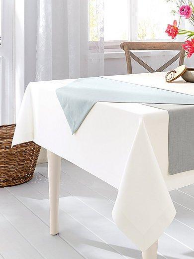 Sander - Le chemin de table déperlant, 40x100 cm