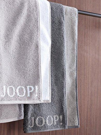 Joop! - Handtuch in Wende-Optik ca. 50x100cm