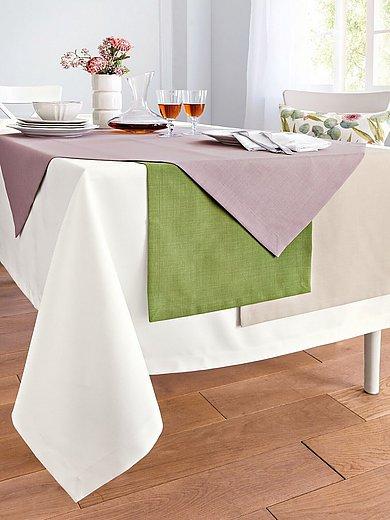 Sander - Le chemin de table déperlant, 40x100cm