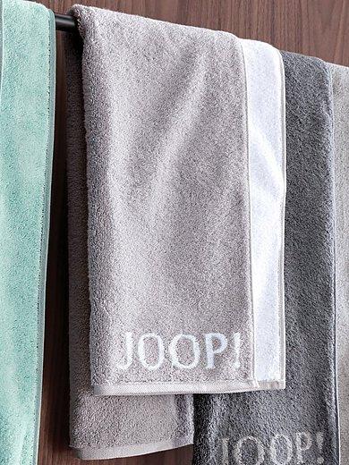 Joop! - Gästetuch in Wende-Optik ca. 30x50cm