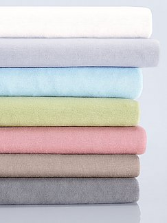 Schlafgut - Hoeslaken Organic Cotton van 100% katoen