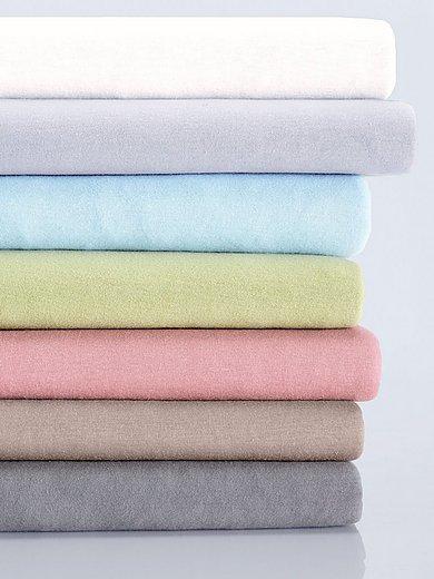 """Schlafgut - Spannbetttuch """"Organic Cotton"""" aus Bio-Baumwolle"""