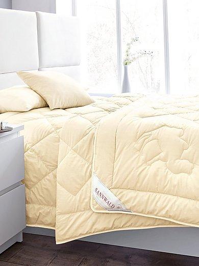 Sannwald - 4-Jahreszeiten-Bettdecke Kamelhaar ca. 135x200cm