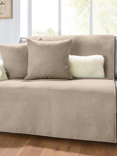 Peter Hahn - Le jeté pour canapé env. 100x200cm