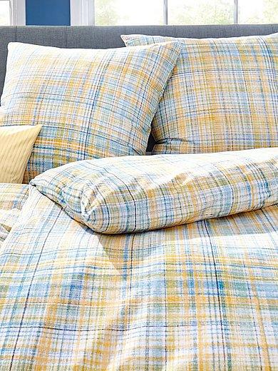 Schlafgut - Bettbezug ca. 155x220cm, Kissenbezug ca. 80x80cm
