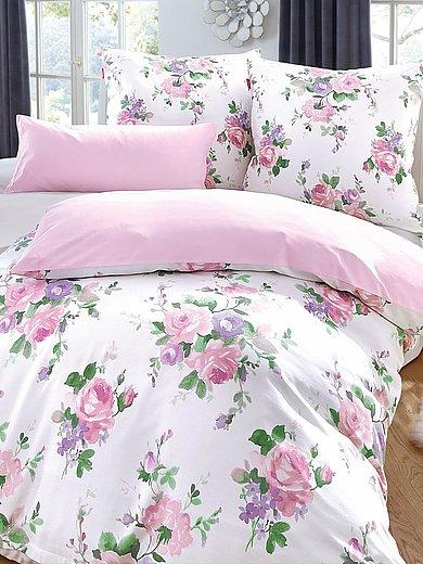 Freundin home collection - Bettbezug ca. 155x220cm, Kissenbezug ca. 80x80cm