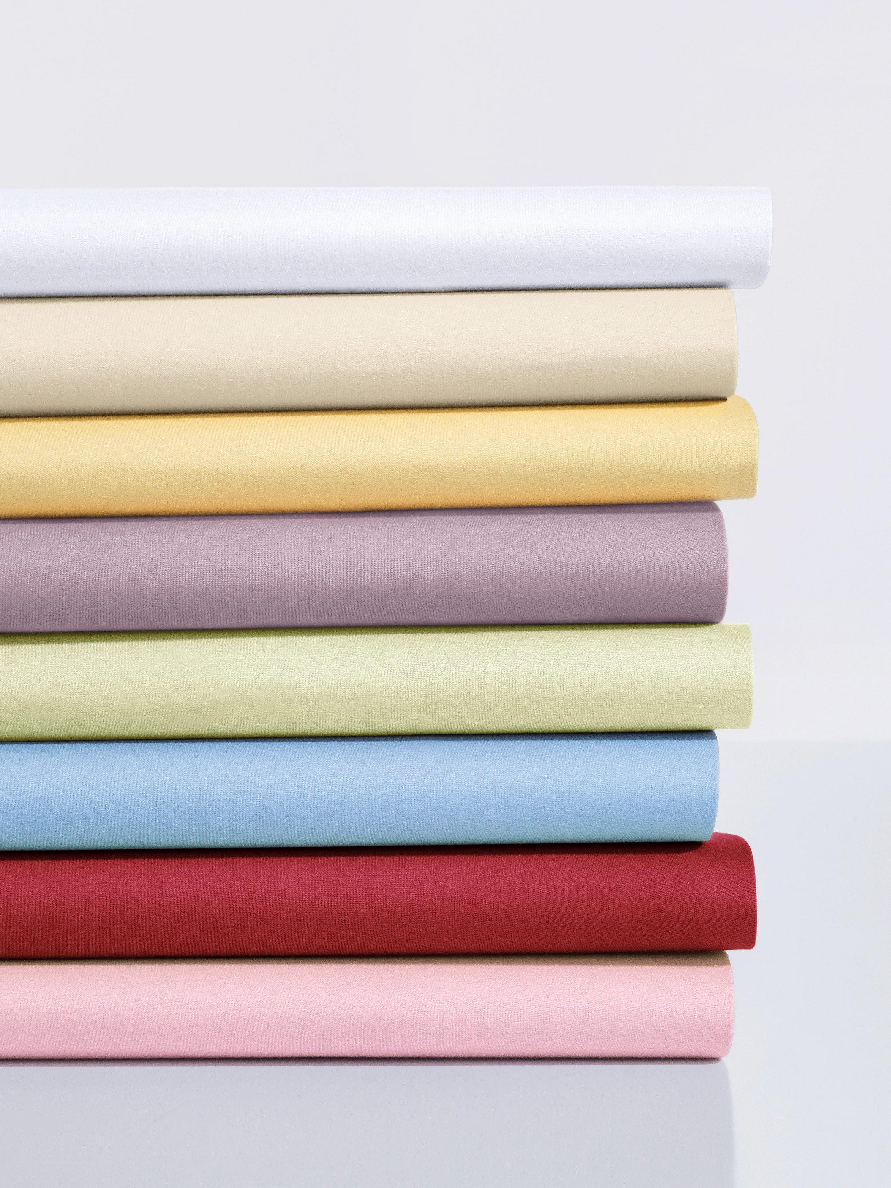 Nackenrollenbezug ca. 15x40 Formesse weiss | Schlafzimmer > Kopfkissen > Nackenstützkissen & Nackenrollen | Formesse
