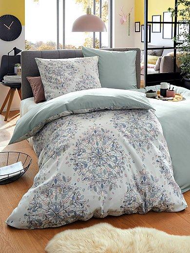 Kleine Wolke - La parure de lit, env. 135x200cm / 80x80cm