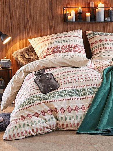 Irisette - Housse de couette 135x200cm et taie 80x80cm
