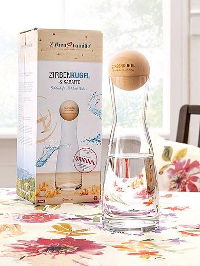 Zirben Familie - Wasserkaraffe