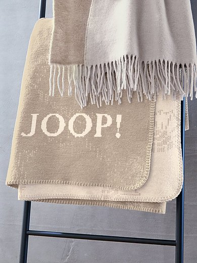 Joop Decke Ca 150x200cm Hellbeige Natur