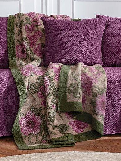 heritage - Woll-Decke ca. 150x190cm
