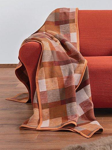 Biederlack - Decke, ca. 150x200cm