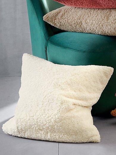 Sander - La housse de coussin avec zip