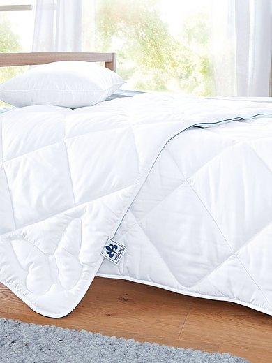 Irisette - Wildseiden-Bettdecke ca. 200x200cm