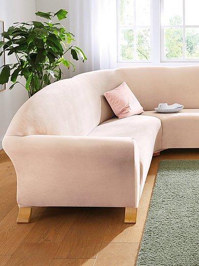 Peter Hahn - Sofahusse für Eck-Sofa ca. 80–85x80–85x380x420cm