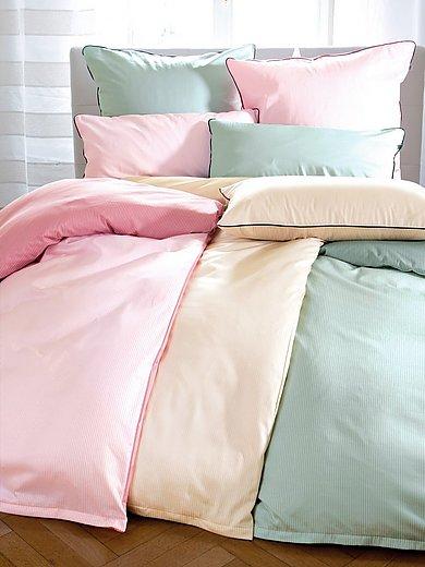 Irisette - Bettbezug aus Mako-Satin, ca. 155x220cm
