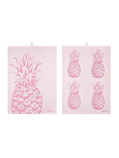 Proflax - Theedoek Ananas, ca. 50x70 cm