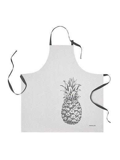 Proflax - Le tablier de cuisine Ananas, env. 80x80 cm