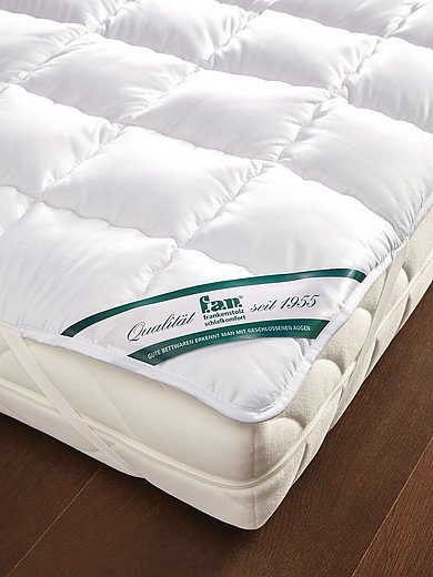"FAN - Spannauflage ""Wash Cotton"" ca. 90x200cm"