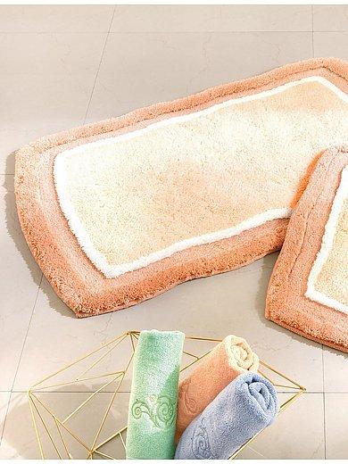 Grund - Le tapis de bain tufté, 60x60 cm