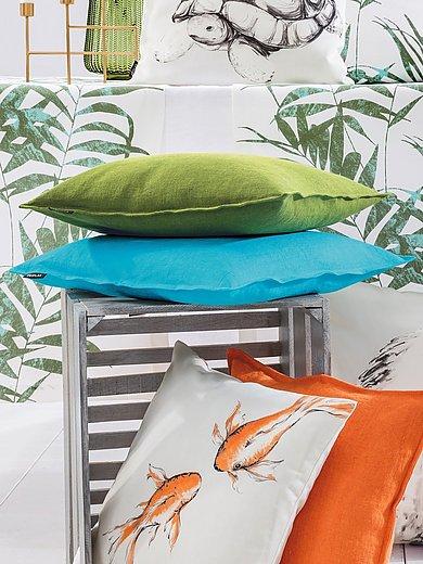 Proflax - La housse de coussin 100% lin, 40x40 cm