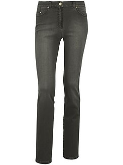GERRY WEBER EDITION Damen Jeans Best4me Roxeri Slim Fit