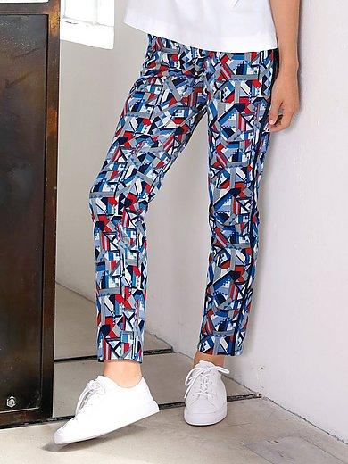 Looxent - Le pantalon longueur chevilles en satin