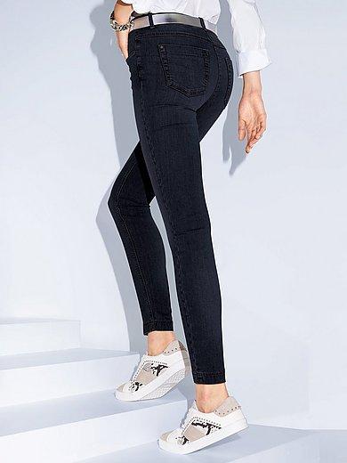 Peter Hahn - Enkellange jeans pasvorm Sylvia