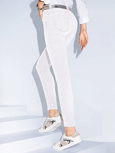 Peter Hahn - Ankle-length pull-on jeans Sylvia fit