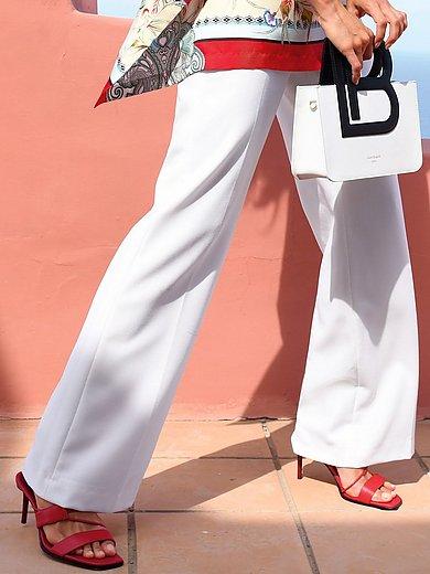 Laura Biagiotti Roma - Le pantalon style Marlene