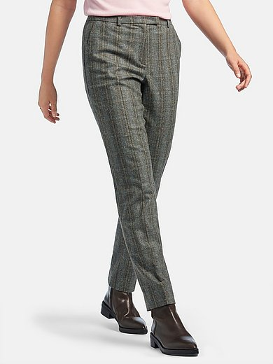 Fadenmeister Berlin - Le pantalon longueur cheville à plis marqués